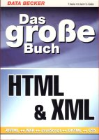 Data-Becker: HTML XML